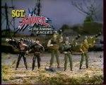 G.I.Joe Sergent Savage et les Screaming Eagles - 03 - Clip publicitaire du Sergent Savage