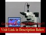 [BEST PRICE] AmScope 50X-1500X Brightfield / Darkfield (BF/DF) Polarizing Metallurgical Microscope