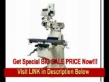 [BEST BUY] Jet 690158 JTM-1050 230/460-Volt 3 Phase Variable Speed Vertical Milling Machine with Acu-Rite 200M 3-Axis (Knee...