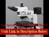 [BEST PRICE] AmScope 50X-750X Darkfield Polarizing Metallurgical Microscope + 9MP Camera