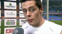 Interview de fin de match : ESTAC Troyes - AS Saint-Etienne - saison 2012/2013