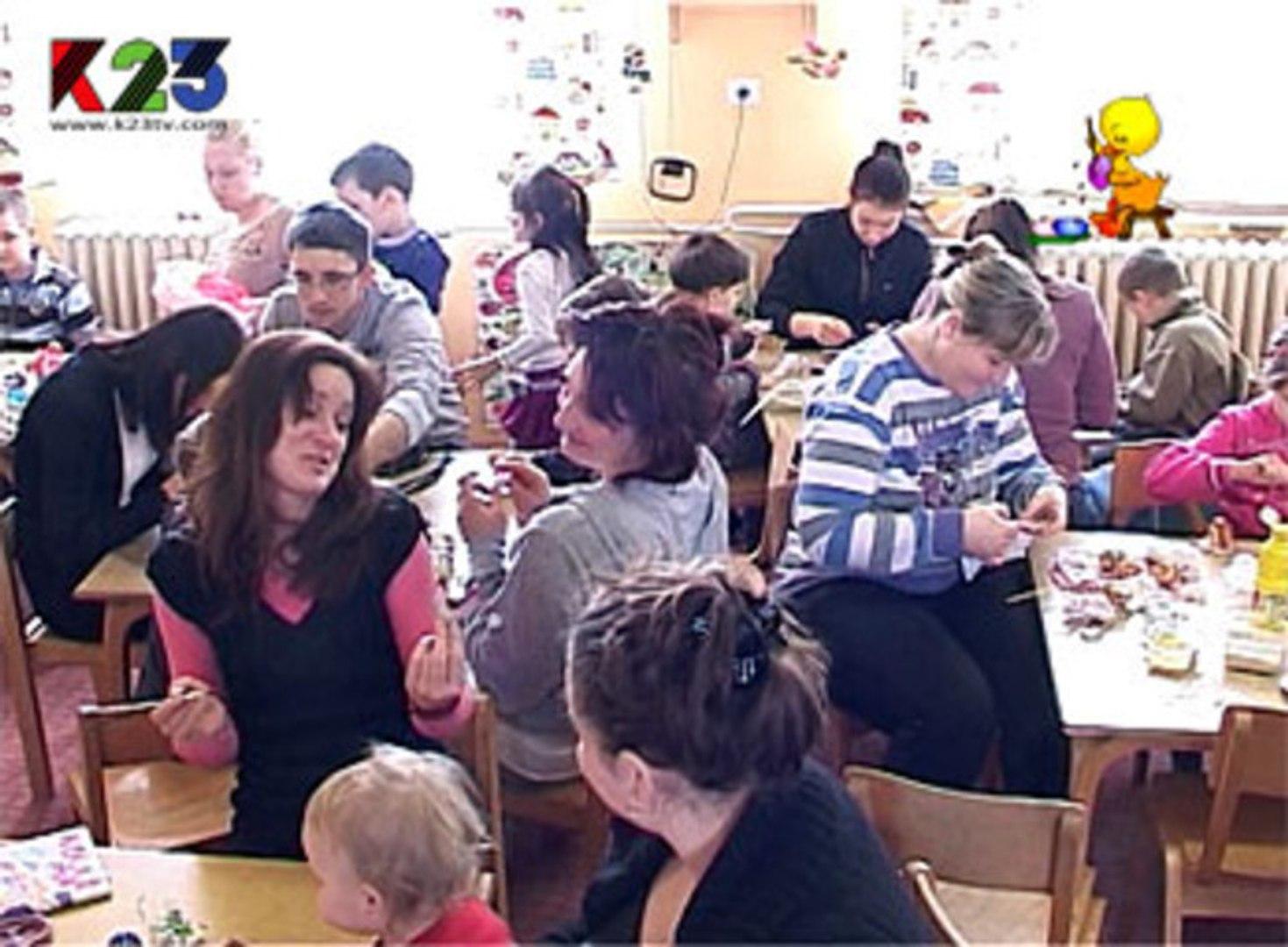 K23TV - Zemlja igračaka - Uskrs, Obdanište Snežana, Subotica - 28. mart 2013.