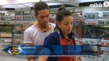 Kris dice a Soni que su mujer no le gustaria que se opere los pechos 01.04.13