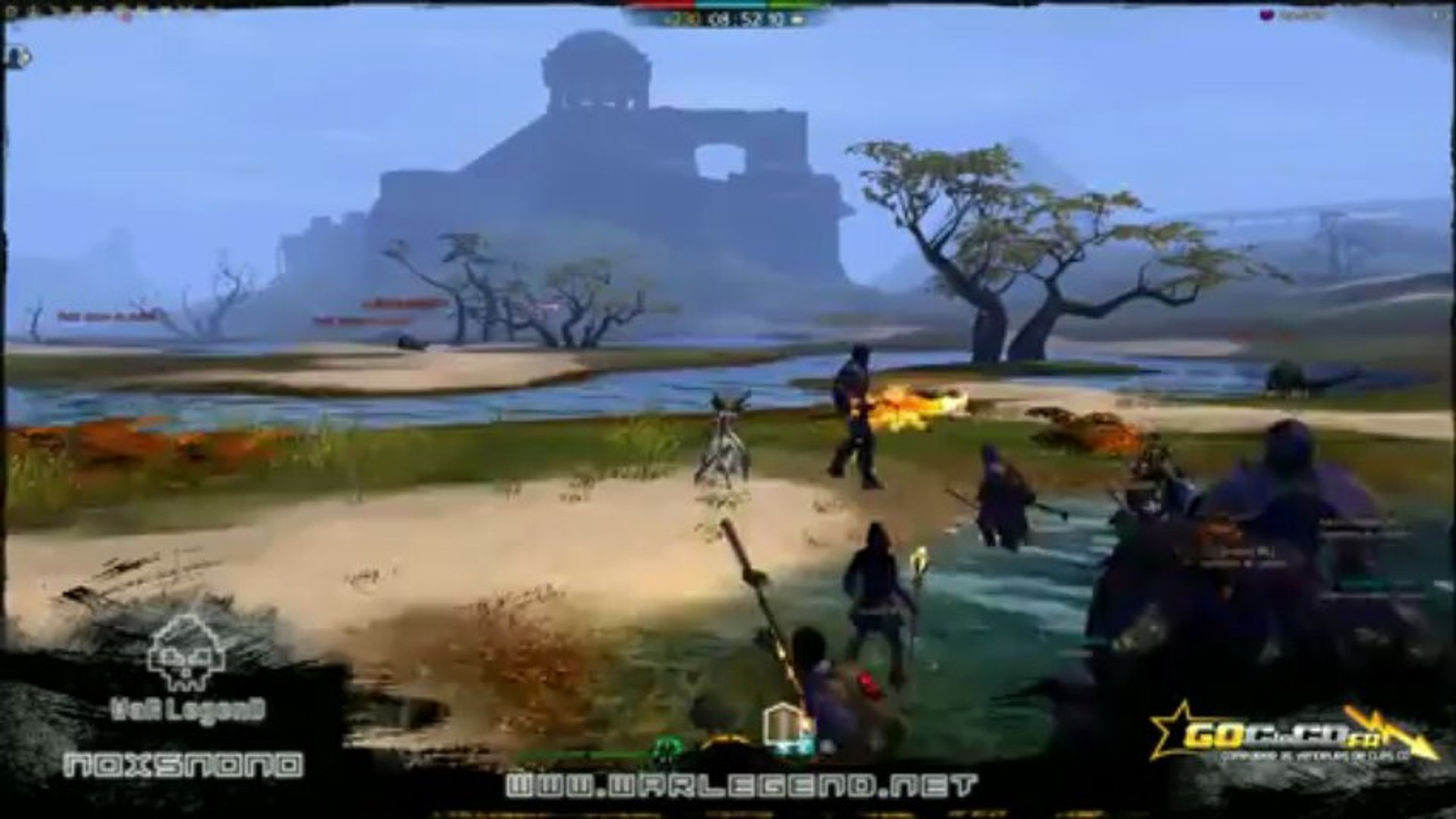 BattleStar WaR LegenD Guild Wars 2 - 31-03-2013