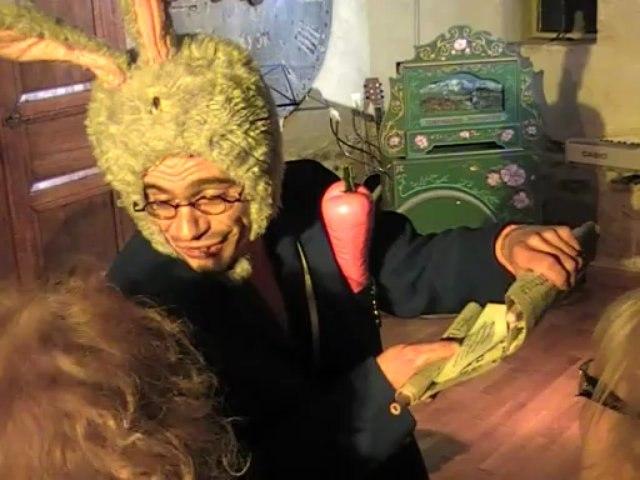 Le râle du lapin