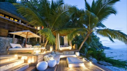 Chilling In The Seychelles