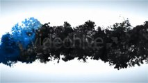 After Effects Template HD  INTRO VIDEO LOGO TRAILER     Glossy Particle Logo