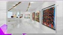 Le Pavillon se transforme en Galerie d'art éphémère