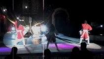 Sayuri canto -  Boleadoras Kinoshita Circus / Japon
