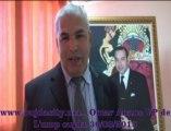 Mr Omar anane vice président de l'université mohammed premier oujda / umpo / rencontre UMP- OCP  a oujda