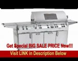 [BEST BUY] Fire Magic Echelon Diamond E1060s Stainless Steel Free Standing Grill Dbl Side Burner E1060sMe1n71