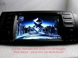 New iDrive BMW E53 X5 E39 5 Series DVD Player GPS navigation Car Stereo