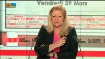 Jean-Claude Mailly, secrétaire général de Force Ouvrière dans Le Grand Journal - 29 mars 1/4