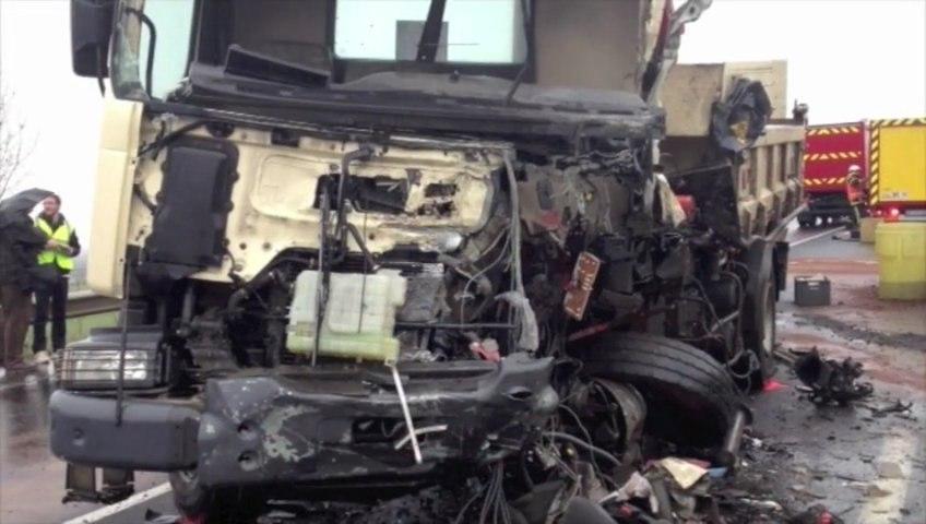 Accident mortel de la circulation Yssingeaux