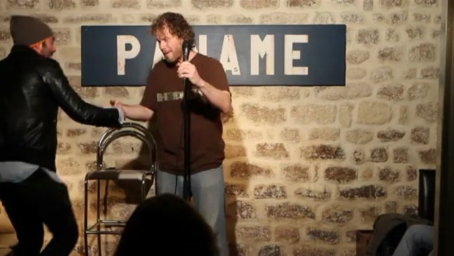 Foudil Kaibou - French Fried Comedy Night (Stand Up Comedy) Introductions