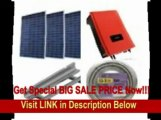 [SPECIAL DISCOUNT] Ensupra Solar Power Grid Tie Kits (5040 Watts, 18x280W Solar Panels, Mounting Racks and Grid Tie Inverter) :Everything...