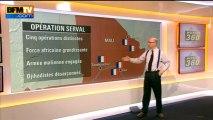 Harold à la carte: Au Mali,  l'opération Serval survit aux attentats kamikazes - 30/03