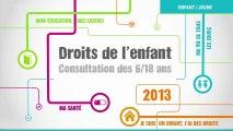 Droits de l'enfant : consultation nationale inédite des 6-18 ans par l'UNICEF !