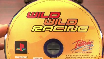 Classic Game Room - WILD WILD RACING review for PlayStation 2