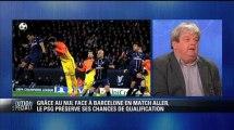 BFM TV / L'analyse de G. Coupet, J-M. Moutier et A. Benarbia - 02/04