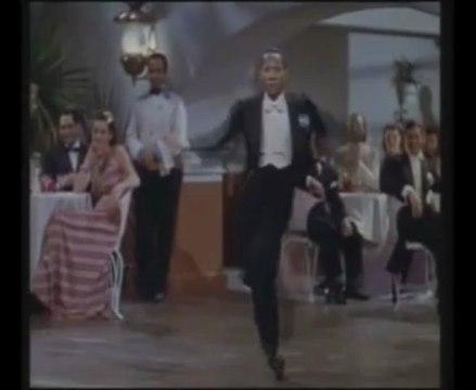 The Nicholas Brothers (Tap Dance scene)