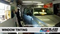 Car Window Tinting San Diego 619-279-5690