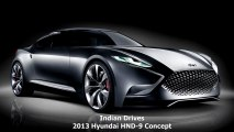 2013 Hyundai HND-9 Concept - First Look