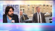 """Fabrice Arfi de Médiapart """"N'accablons pas Jerome Cahuzac"""" dans Bourdin&Co - 03/04"""