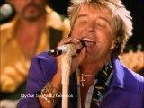 08 rocks Rod STEWART live 1998 New York's Infamous Supper Club - VH1 storytellers