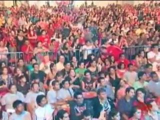 @JAIMECAMIL @BIANCAMARROQUIN y @DAMIANACONDERAM EN EL #EVENTOOYEFUSION2012 - YouTube