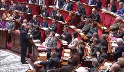 Questions au Gouvernement - Réponse de Pierre Moscovici à Jean-Christophe Lagarde [3 avril 2013]
