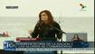 Argentina conmemora aniversario de Guerra de las Malvinas
