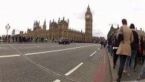 Les animateurs de Vincennes TV visitent Londres