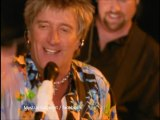 09 having a party Rod STEWART live 1998 New York's Infamous Supper Club - VH1 storytellers