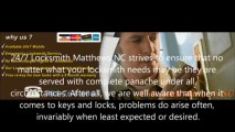 Locksmith Matthews NC | Matthews NC Locksmith