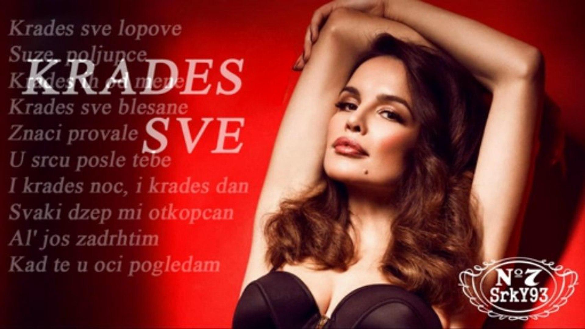 Severina - 2013 - 05 - Krades sve + Tekst