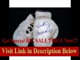 [BEST BUY] Rocky Marciano Signed Autographed Mini Boxing Glove BLAZER JSA LOA #B75787 - Autographed Boxing Gloves