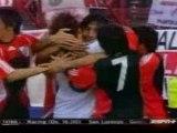 River Plate Gol de Farias (superclasico)