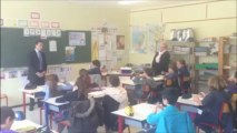Intervention Yves Foulon - Parlement des Enfants - Ecole Gujan-Mestras 28.03.2013
