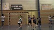 Handball : la bande-annonce du match SAHB-Fleury Loiret