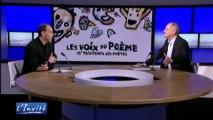 """Christian Olivier/Les Têtes Raides : """"Voici mon poème préféré"""""""