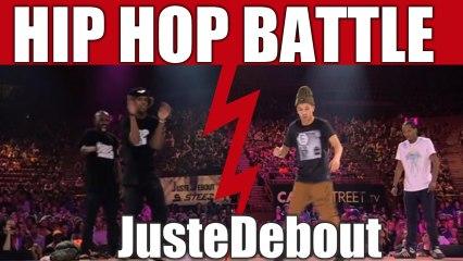 Hip-Hop Marcio & Jib vs Bruce Blanchard & Junbox  3/4 final