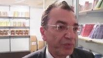 Mohamed Amine SBIHI, ministre de la Culture. Déclaration en marge du Salon du livre de Casablanca