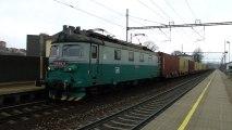 Lokomotiva 123 016-8 - Ústí nad Orlicí město, 4.4.2013 HD