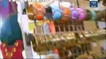 Mugdha Diwali Shopping With SBS On 12th nov 2012 -HD-