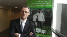 Gilles Pelurson, Directeur régional de l'Alimentation, de l'Agriculture et de la Forêt de Rhône-Alpes