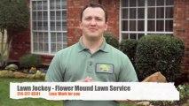 Flower Mound Lawn Service - Lawn Jockey