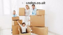 House Removals Company Man and Van London