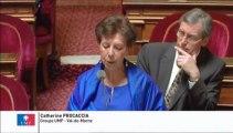 Catherine Procaccia, Sénateur du Val-de-Marne : Transparence des producteurs de médicaments