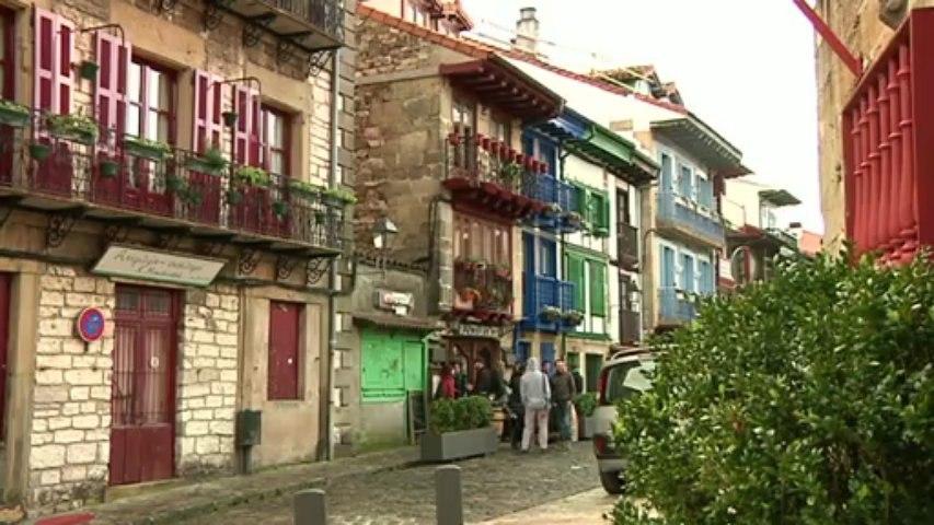 Hondarribia: Ongi Etorri - Euskadi Surf TV